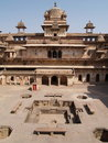 Palace In Orcha, Madhya Pradesh Stock Photo - 9145330