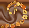 Vector Chocolate Royalty Free Stock Images - 9147839