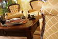 Closeup With Furniture Details Royalty Free Stock Image - 9149856