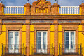 Detail Of Historic Building In The City Centre Of Seville,Spain Royalty Free Stock Photo - 91445605