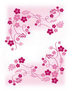 Pink Flowers Royalty Free Stock Image - 9152626
