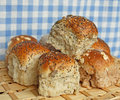 Assorted Bread Rolls Royalty Free Stock Image - 9153696