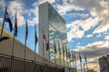 United Nations Headquarters - New York, USA Royalty Free Stock Images - 91521399