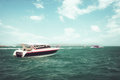 Speed Boat Royalty Free Stock Image - 91523446