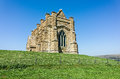 Saint Catherine`s Chapel In Abbotsbury, Dorset, UK Royalty Free Stock Image - 91558196