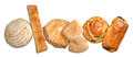 Mexican Sweet Bread Royalty Free Stock Images - 91636959