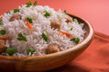 Soya Chunk Pulav Or Rice Stock Photos - 91729683