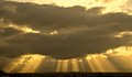 CrepuscularRays Royalty Free Stock Photo - 91763525