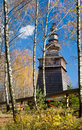 Wood Church Stock Photography - 9181632