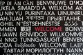 Welcome Sign Royalty Free Stock Image - 91828236
