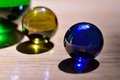 Glass Marbles Royalty Free Stock Image - 91880856