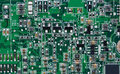 Circuits On Laptop Motherboard Stock Photos - 91882813