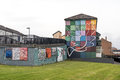 Political Murals In The Bogside, Derry, Northern Ireland Stock Photography - 91888062
