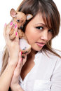 Toy Terrier Puppy Royalty Free Stock Images - 9190339