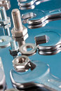 Bolt And Wrench Royalty Free Stock Image - 9192836