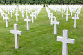 American Cemetery WW1 Soldiers Who Died At Battle Of Verdun Stock Photography - 91926022