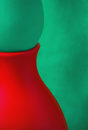 Creative Abstract Green And Red Background Stock Photos - 91948543