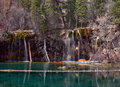 Hanging Lake In Glenwood Canyon, Colorado Royalty Free Stock Photo - 91977035