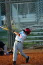 Batting Practice Royalty Free Stock Photography - 921277