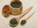 Spice Of Thyme In Spoon Royalty Free Stock Image - 9209556