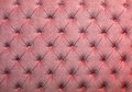 Pink Capitone Tufted Fabric Upholstery Texture Royalty Free Stock Photography - 92052537
