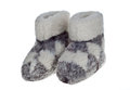 Wool Slippers Royalty Free Stock Photos - 92057198