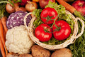 Pile Of Vegetables Stock Photos - 9210183