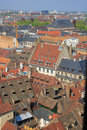 Colorful Roof Tops Of Strasbourg Royalty Free Stock Photography - 9214777