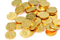 Gold Coins Royalty Free Stock Image - 9216706