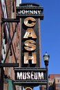Johnny Cash Museum In Tennessee Stock Images - 92114414