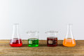 Chemical Laboratory Glassware Royalty Free Stock Photography - 92214107