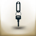 Simple Key Stock Photography - 92223132