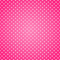 Pink Polka Dots Background Stock Images - 92237144
