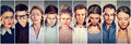 Group Of Stressed People Having Headache Stock Images - 92268894