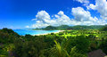 Stunning View Of Secluded Lombok Beach Stock Image - 92275621