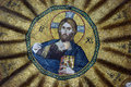 Mosaic Of Jesus Christ Royalty Free Stock Photo - 9230625