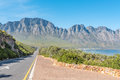 Clarence Drive Between Gordons Bay And Rooi-Els Stock Images - 92320344