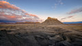 Factory Butte Stock Image - 92381301