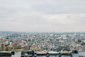 View From Kyoto Tower In Kyoto, Japan. Royalty Free Stock Photo - 92434075