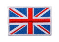 English Flag Patch Royalty Free Stock Image - 92477646