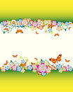 Floral Background Royalty Free Stock Images - 9253289