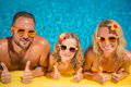 Happy Family Having Fun On Summer Vacation Stock Photography - 92510742