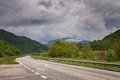 Empty Road Royalty Free Stock Image - 92516646
