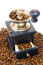 Coffee Grinder Royalty Free Stock Images - 9262159