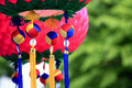 Korean Lanterns Stock Image - 9270741