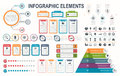 Infographic Elements, Diagram, Workflow Layout, Business Step Options. Stock Photo - 92745010