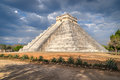 El Castillo At Chichen Itza In Mexico. Stock Photo - 92779500