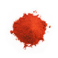 Powdered Dried Red Pepper, Isolated Royalty Free Stock Photos - 92791188