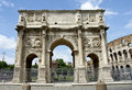 The Arch Of Constantine Royalty Free Stock Photos - 9288968