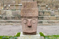 Idol Statue From Tiwanaku Royalty Free Stock Images - 92827759